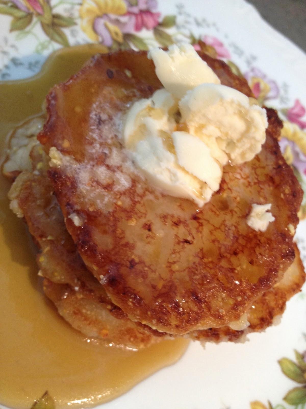 Banana Cornmeal Pancakes Gluten Free Lisa S Project Vegan