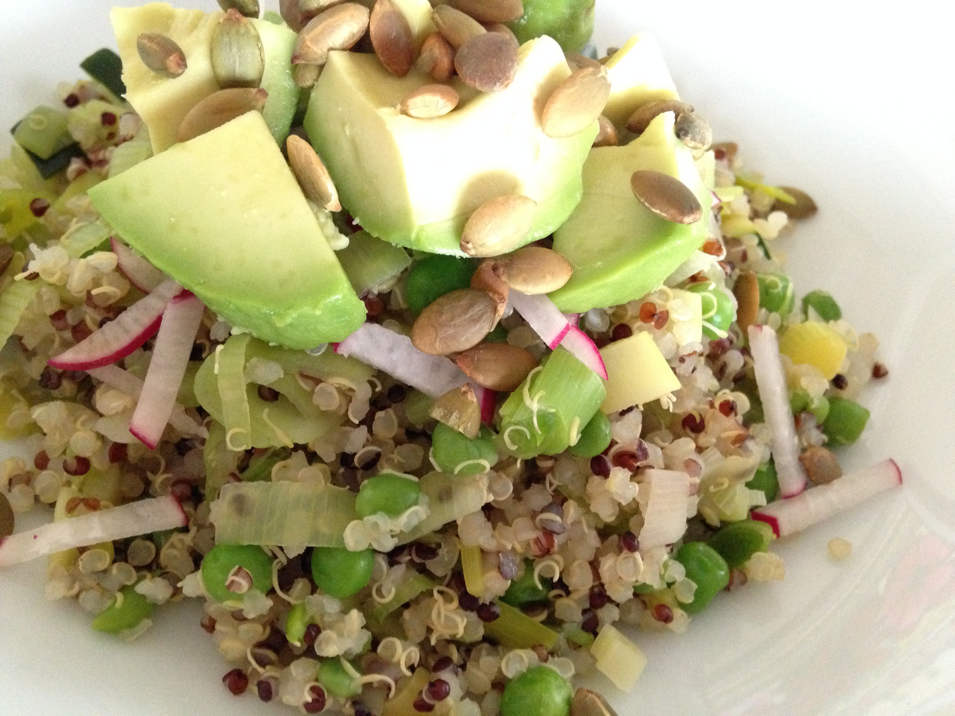 how to make your quinoa taste better